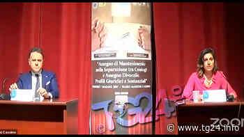 """Cassino – Al """"Manzoni"""" convegno AMI per parlare di divorzio e sostegni alla famiglie (VIDEO) - TG24.info"""