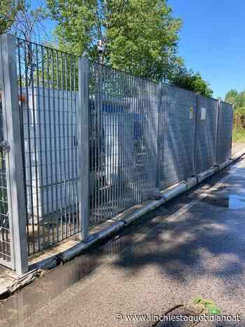 Cosilam, proteste nell'area industriale di Cassino per l'ennesimo sversamento di reflui nei fiumi - L'Inchiesta Quotidiano OnLine