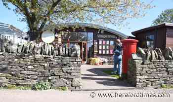Herefordshire village shop is one of the UK's top 100