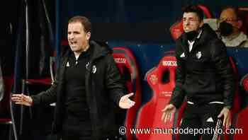 """Arrasate: """"El Athletic es un equipo poderoso"""""""