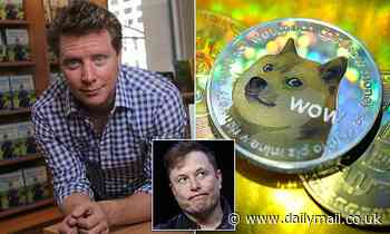 Barefoot Investor mocks Dogecoin as a 'worthless magical dog meme' as cryptocurrency soars