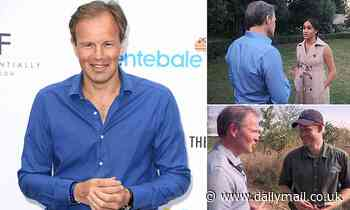 ITN's Tom Bradby says Prince Harry and William have been arguing for 'past year and a half'