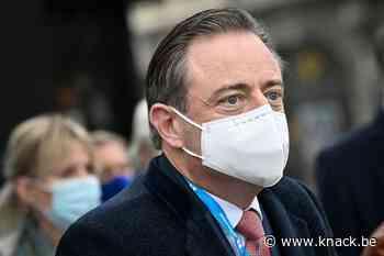 Antwerps burgemeester De Wever: 'Overlegcomité moet plexiregels aanpassen'