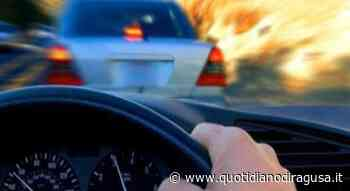 Con l'auto seminava il panico nelle strade tra Modica e Pozzallo: identificato - Quotidianodiragusa.it
