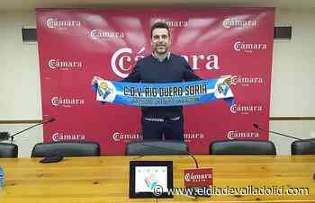 Alberto Toribio, nuevo entrenador del Río Duero Soria - El Día de Valladolid