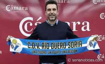 Alberto Toribio, nuevo entrenador de Río Duero Soria - Soria Noticias