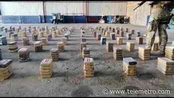Decomisan 707 paquetes de droga en Punta Burica, tres extranjeros detenidos - Telemetro
