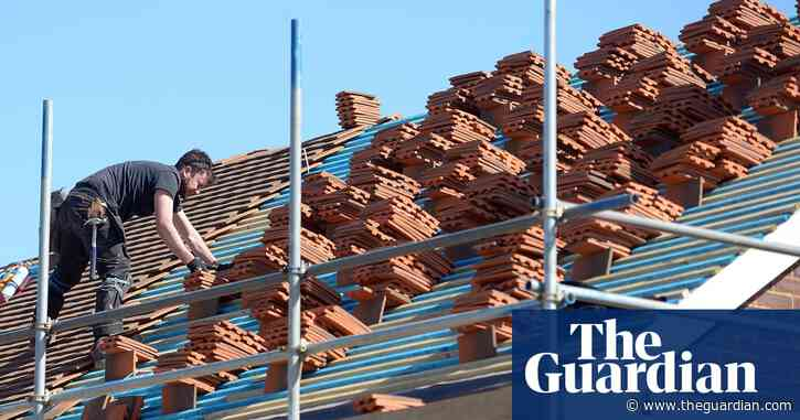 Cost of building work on UK homes to rise as price of materials soars