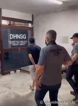 Mentor de grande roubo a loja de Iguaba Grande e fornecedor de armas para facção criminosa é preso - Clique Diário