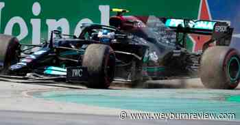 Hamilton tops 2nd practice in Spain, Verstappen 9th - Weyburn Review
