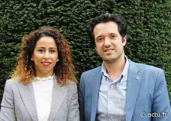 Élections départementales : ce jeune duo veut remporter Claye-Souilly - actu.fr