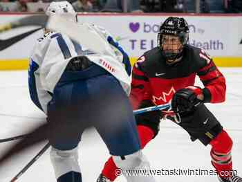 Team Canada's Meaghan Mikkelson balancing motherhood and medal quest - Wetaskiwin Times Advertiser
