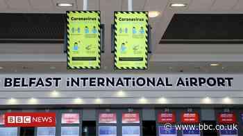 Coronavirus: NI ministers urged to relax travel restrictions - BBC News