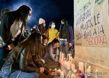 Desde Chiquinquirá, jóvenes clamaron por las madres que hoy lloran a sus hijos muertos en protestas - Las2orillas