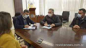Adiló sanciona lei do Refis do Samae de Caxias do Sul - Revista News