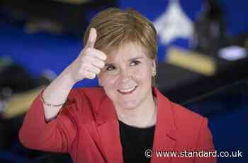 SNP second referendum bid irresponsible, says Eustice as vote counting resumes