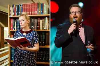 Maldon to host EssexFest comedy festival with Frankie Boyle