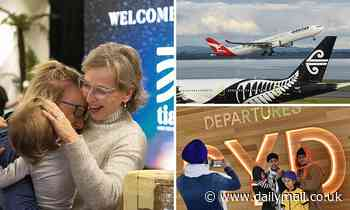 New Zealand gives the green light for travel with New South Wales after Covid scare in Sydney