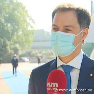 De Croo: 'Alle regels voor Europees coronacertificaat begin juni uitgewerkt'