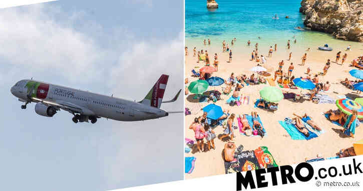 Portugal flight prices double as bookings surge after green list unveiled