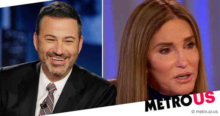 Jimmy Kimmel calls Caitlyn Jenner an 'ignorant a-hole' over homelessness comments