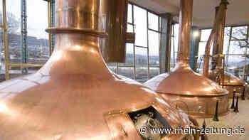 Corona-Krise: Brauereien in Koblenz und Lahnstein verkaufen weniger Bier - Rhein-Zeitung
