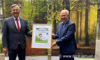 Jetzt ist es amtlich: Lahnstein hat den ersten Kur- und Heilwald in Rheinland-Pfalz - Blick aktuell