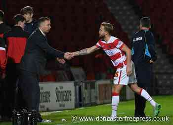 Ex-Doncaster Rovers boss Darren Ferguson keen on guard of honour for James Coppinger as he calls time on his playing career - Doncaster Free Press