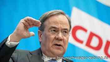 Unions-Kanzlerkandidat: Laschet ruft zu entschiedenem Wahlkampf gegen Grüne auf