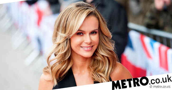 Amanda Holden 'set to star in new Channel 4 series' following BBC and ITV success