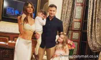Former TOWIE star Georgina Cleverley is PREGNANT with twins