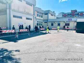 Taranto, vaccinati tutti i dipendenti comunali e ausiliario impiegati negli asili nido comunali - Corriere di Taranto