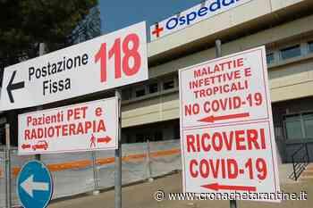 Taranto, 06 maggio 2021 – Aggiornamento ricoveri per Covid. 4 decessi nelle ultime 24 ore - Cronache Tarantine