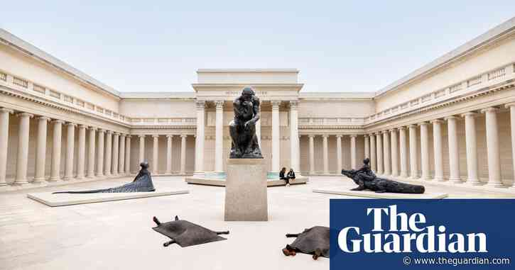 Decolonizing Rodin: America's racial reckoning comes to a San Francisco art museum