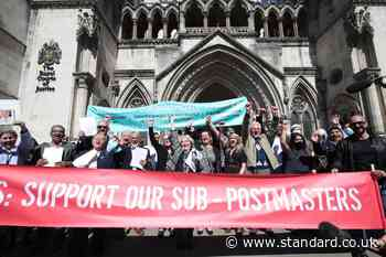 Post Office scandal: Hundreds of subpostmasters contacted over possible wrongful prosecutions