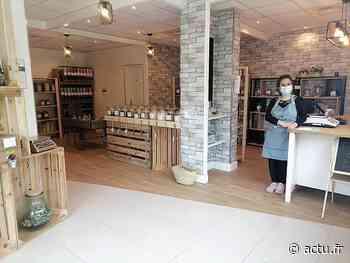Chessy : la première boutique de vrac du Val d'Europe - actu.fr