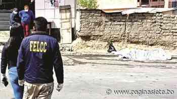 Los delincuentes hicieron seguimiento a la joven asesinada en Villa El Carmen - Diario Pagina Siete