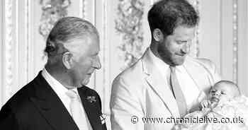 Prince Charles 'has only met grandson Archie twice'