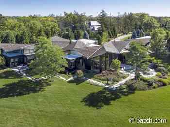 Bannockburn Mansion Fetches $3.55M In Highest Sale Since 2007 - Patch.com