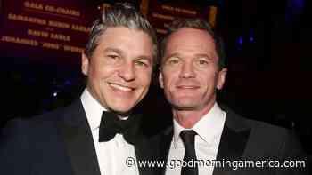 Neil Patrick Harris marks 17th anniversary of 1st date with husband David Burtka - GMA