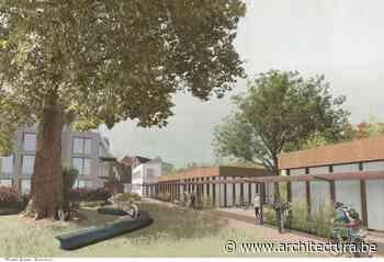 Vastgoedproject Vandenschrieckstraat in Jette gegund aan Pierre Blondel Architectes - architectura.be