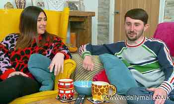 Gogglebox fans in stitches as Sophie and Pete Sandiford ring Boris Johnson's number