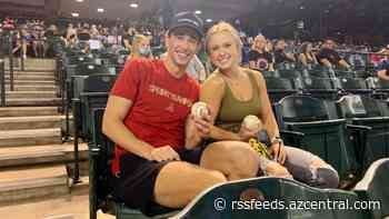 Diamondbacks fans' 2nd date turns into viral Twitter saga, but will there be more?