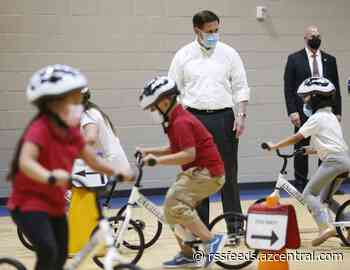 Kids Ride Bikes launches at Scales Technology Academy