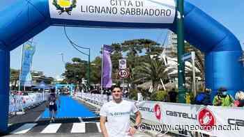 A Lignano Sabbiadoro podio per Corrado Cavallo della TriAteltica Mondovì - Cuneocronaca.it