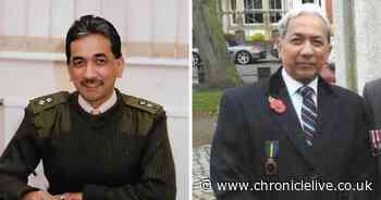 The Asian Honorary Colonel in North East who dedicates his life to the forces