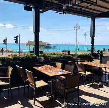 Brighton named best city in UK for outdoor dining