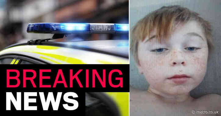 Urgent search for missing boy, 11, who hasn't taken his medication for two days