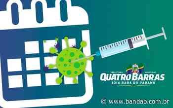 Quatro Barras divulga esquema de vacinação contra covid para pessoas com comorbidades; entenda - Banda B - Banda B
