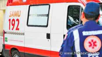 Acidente na PR-092 deixa mulher em estado grave em Arapoti - Folha Extra